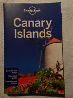 Lonely Planet Canary Island