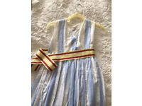 Joules pretty girls dress-aged 8. Excellent condition