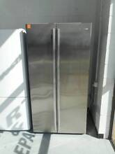 ( FF 613 ) Second Hand WESTINGHOUSE Fridge/ Freezer S/Steel D/Doo Bundall Gold Coast City Preview