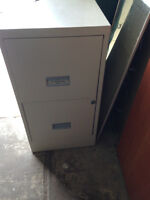2 Drawer Vertical Filing Cabinets for SALE