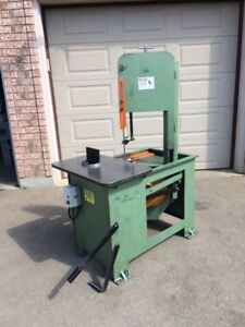 Roll in bandsaw