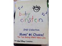 Baby Einstein 26 DVDs