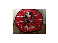 New girls Minnie Mouse chair