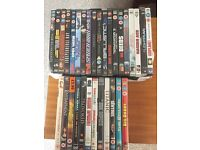 Collection of DVD All for £30