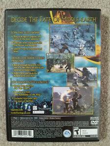 Lord of the Rings: The Two Towers / PS2 London Ontario image 3