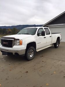 2009 GMC Sierra 3500 HD SLE