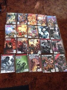 Complete Ultimate X-men run w/annuals and mini-series Windsor Region Ontario image 6