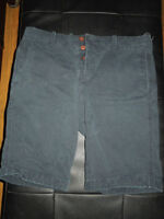 Men's Jean Shorts Size (36)