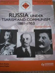 Russia under Tsarism and Communism 1881 - 1953 Cottesloe Cottesloe Area Preview