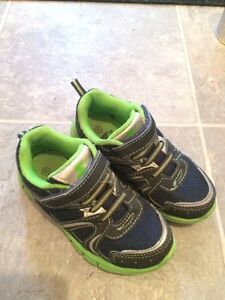Boys size 10 running shoes