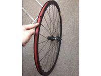 700c rear disc brake wheel