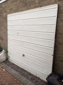 """Garage door 7'x 6'6"""""""""""