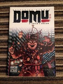 Domu A Child's Dream Manga Anime VGC