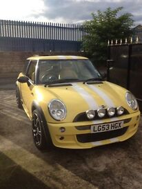 Mini Cooper One For Sale
