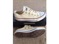 2 x Pairs Converse All Star Ox Size 4