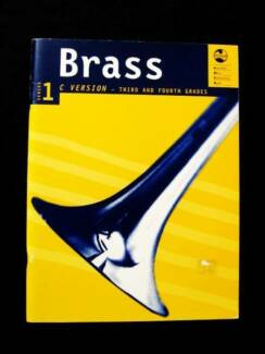 Brass - C Version - Series 1: 3rd & 4th Grades [AMEB]
