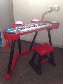 Early learning piano