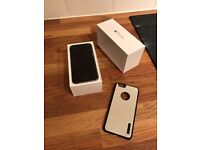 RESERVED UNTIL 23:30 iPhone 6 64gb - year old/working w/Cracked screen - Vodafone