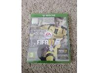 XBox One Games Fifa 17 & Forza Horizon 3 £35 each