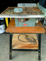 """Beaver Table Saw with Stand 8"""" Blade"""