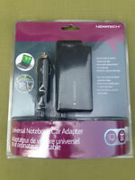 NEXXTECH Universal Notebook Car Adapter - Never Opened
