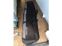 Extra large premium Da Kine snowboard bag