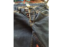 Mens designer true religion jeans