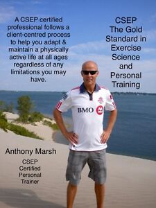 Personal Training in Your Home Belleville Belleville Area image 1