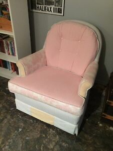 Nursery Room (Girls Room) chair
