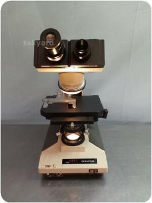 Olympus Bh-2 Laboratory Microscope 265152