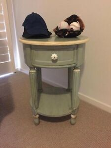 French Bedside Table - perfect Hunters Hill Hunters Hill Area Preview