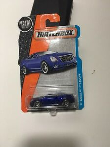 MATCHBOX Cadillac CTS Coupe