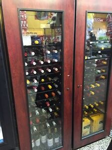 Wine cellar for sale over 200 bottles West Island Greater Montréal image 1