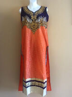 Indian/Pakistani party wear outfits (Anarkali/straight suits)