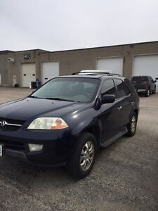 2003 Acura MDX fully loaded 7-passenger