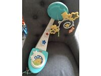 Fisher-Price Starlight Cot Mobile LIKE NEW