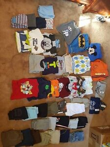 Boys clothes ranging from 6-12Months