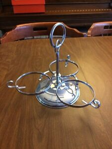 Lazy Susan condiment holder Kitchener / Waterloo Kitchener Area image 1