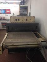 Screen Printing Conveyor Dryer-$850.00 O.B.O!!