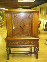 1930 Court Cupboard China Cabinet 50% OFF Store Closing