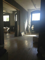 renting our spacious loft to film crew or tv
