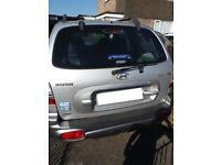 hyundai santa fe - spares or repair