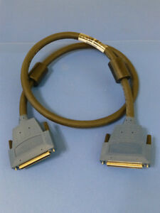 National Instruments SH68-68-EP Shielded Cable, NI DAQ, 1 meter West Island Greater Montréal image 1