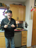 PRIVATE CHEF FOR IN HOME COOKING  PARTIES