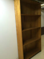 Large solid book case, very sturdy