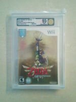Nintendo Wii The Legend of Zelda: Skyward Sword VGA U95