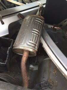 Honda Civic Exhaust!