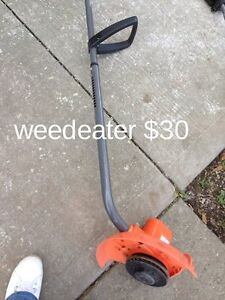 Gas and electric weed wackers London Ontario image 2