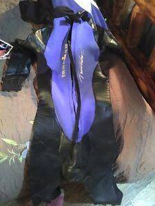 Scuba gear wet suits