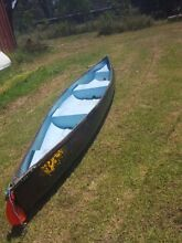 Canoe with paddleswant gone Lake Heights Wollongong Area Preview